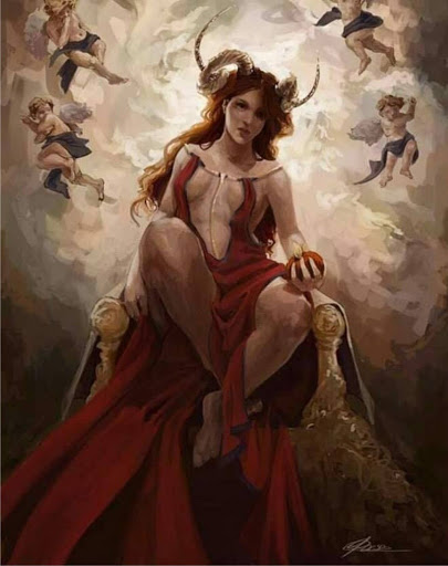 Lilith - Demoness, Vampire, Wife