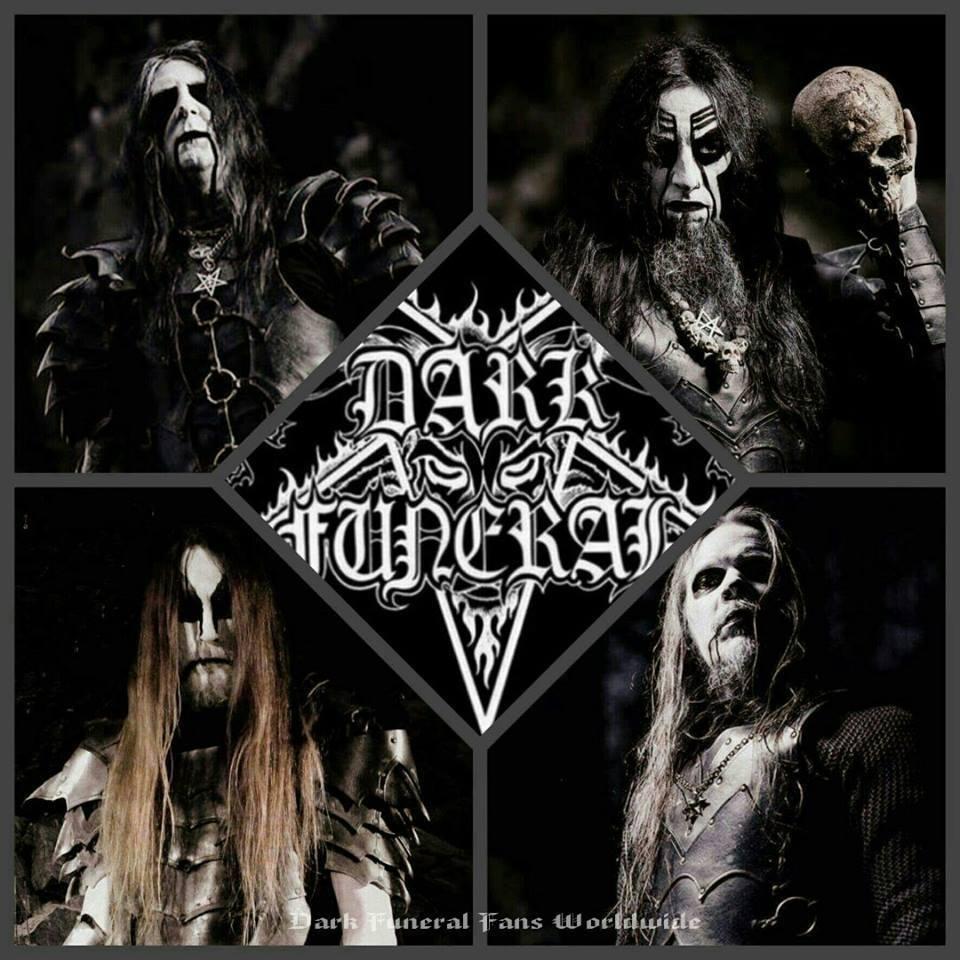 Dark Funeral at RottingInPeace