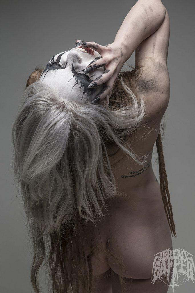 Model: Lady Leanansidhe Photographer: Jeremy Saffer