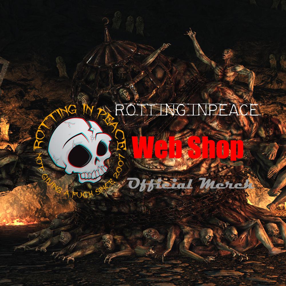 Official RottingInPeace Merchandise